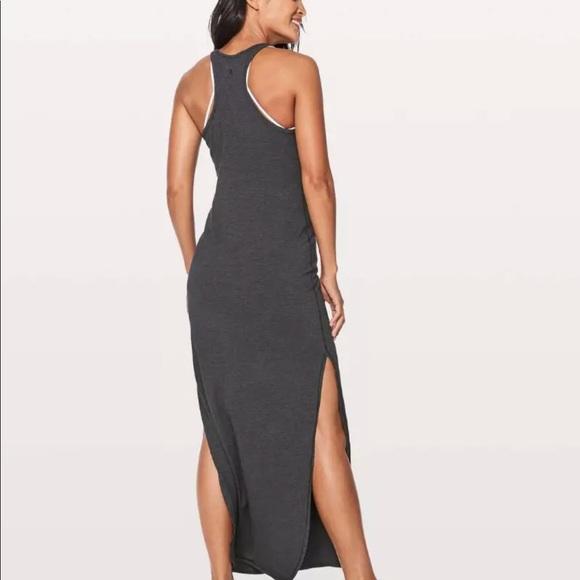 86945ad64f Lululemon Refresh Maxi Dress II Sleeveless